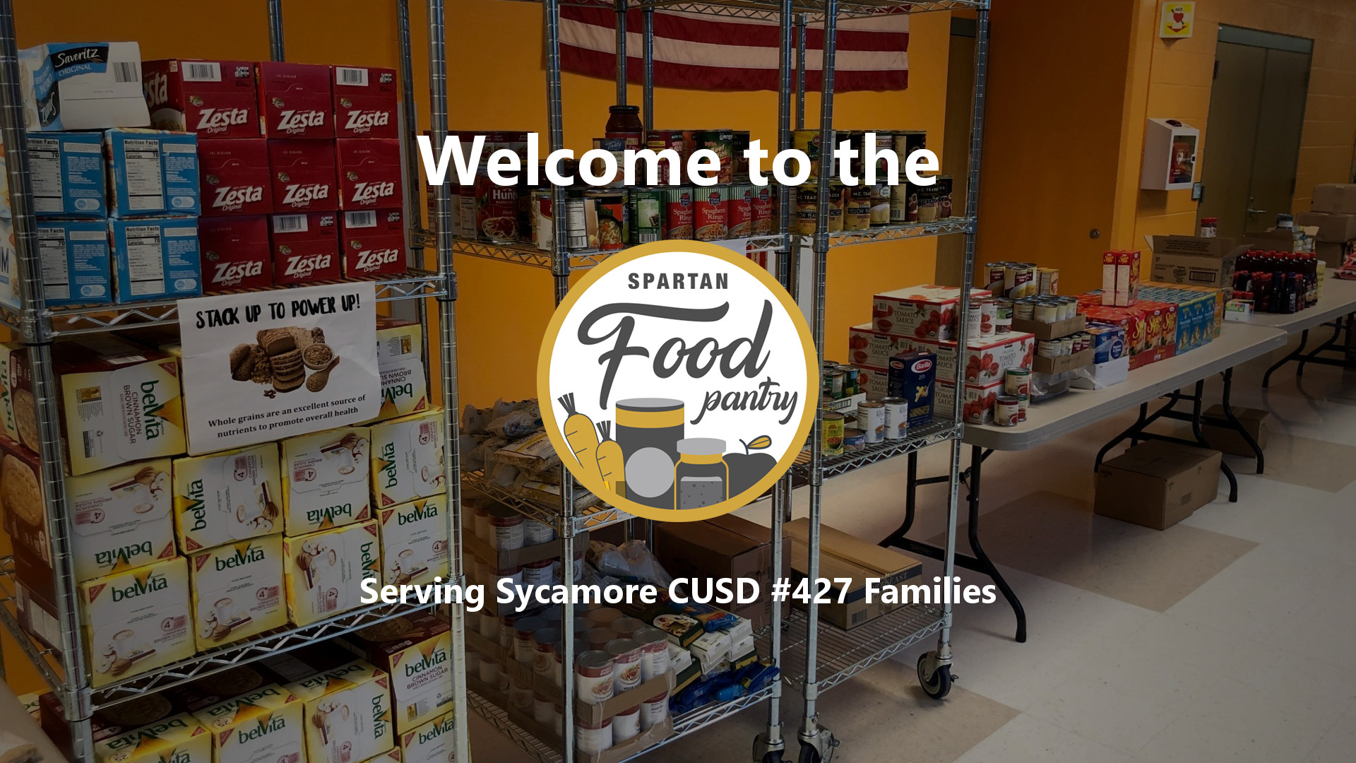 Spartan Food Pantry